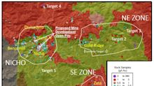 "Minera Alamos Announces Another New Mineralized System at ""Gold Ridge"" and Receipt of Santana ETJ Permit Documentation"