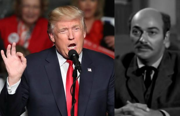 1950s TV Show Had Villain Named Trump Who Promised to Save World by Building a Wall