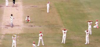 Aussie cricket stunned by 'unbelievable' drama
