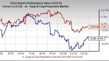 Clorox (CLX) in Troubled Waters: What's Hurting the Stock?