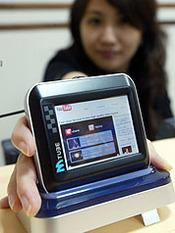 MTube does Linux, WiMAX, weighs five ounces