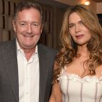 Piers Morgan's wife reveals they've had panic button installed after death threats