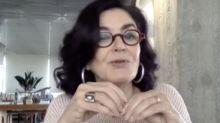 """Gloria Kalil acredita que a moda pós-pandemia vai ser mais sofisticada: """"Chega de moletom e pijamas"""""""