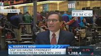 Santelli: Steeping spread in 2-year and 10-year Treasurys...