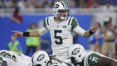 Hackenberg-led Jets passing game a disaster