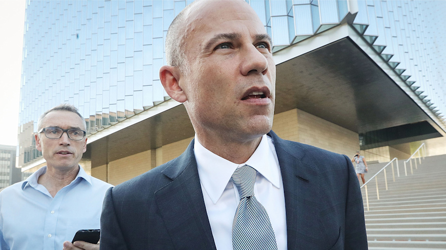 Michael Avenatti arrested for domestic violence