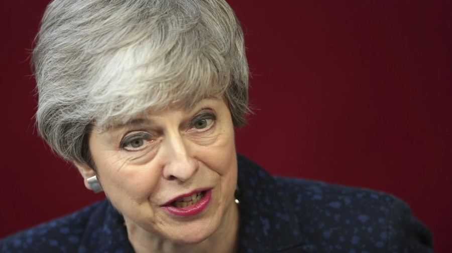 May's 'reckless Brexit message angers MPs