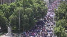 Recelo en Chile ante giro del gobierno para cambiar la Constitución