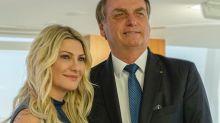 """Antonia Fontenelle comemora amizade com Bolsonaro: """"Emocionada"""""""