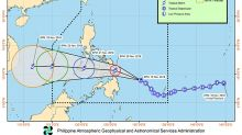 'Samuel' may intensify into tropical storm