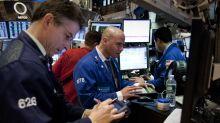 Nasdaq turns negative as tech stocks give up earlier gains