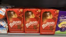 Supermarket stocks Easter eggs just two days after Christmas