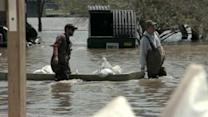 Spring flooding across the Midwest