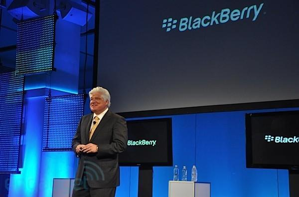 BlackBerry co-founders considering bid for all or part of the company