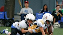 China's 'Friday Night Lights': Chinese youth tackle American football