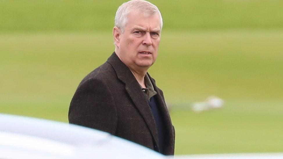 Andrew urged to 'come forward' by woman alleging Epstein rape