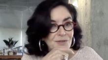"""Gloria Kalil não apoia confrontos virtuais e sugere solução: """"Saia do grupo"""""""