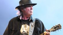 Neil Young to release 1976 live album with previously unheard track
