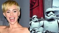 First Look Friday – Miley Cyrus VMA's Wardrobe, New Star Wars Clip, Michael Fassbender