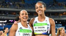 Katarina Johnson-Thompson tipped to become a world-beater at London 2017 by Jessica Ennis-Hill