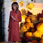 First lady Melania Trump will make her first solo campaign appearance of the year in Pennsylvania a week before Election Day