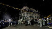 Mexico school collapse spurs doubts over building code for quakes