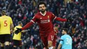 Mohamed Salah hits FOUR as Liverpool move back up to third by putting abject Watford to the sword