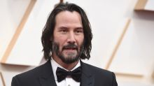 Keanu Reeves to make thousands for charity in Zoom date auction