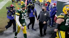 Has Aaron Rodgers played his last game for the Packers?