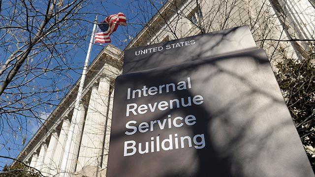 Who is accountable for IRS scandal?