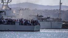 Wieder Hunderte Bootsmigranten täglich auf dem Mittelmeer