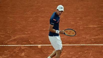 Altmaier in Kitzbühel im Viertelfinale