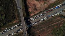 Governo e caminhoneiros chegam a acordo para acabar com greve