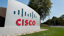 Cisco drops on poor guidance, China business down 25%
