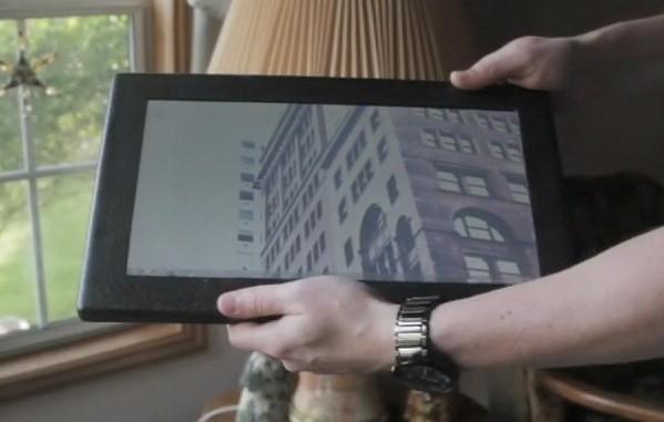 MSI X340 reborn as DIY carbon fiber tablet, watch it stream YouTube at 720p (video)