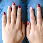 Spread Cheer Everywhere You Go With These Holiday-Themed Nail Designs