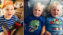 Parents helplessly watched as son, two, choked to death on  sugar snap pea
