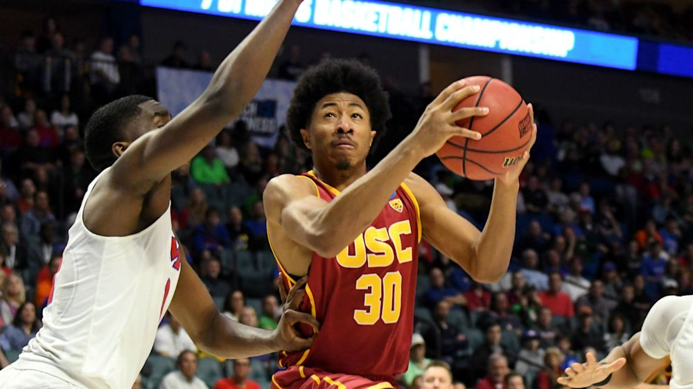 March Madness 2017: USC's Elijah Stewart calls out statistician Ken Pomeroy ... again