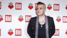 Robbie Williams reckons he won't have a chart-topping single again