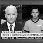 School Shooting Survivor Forced to Respond to Claims That He's a 'Crisis Actor'