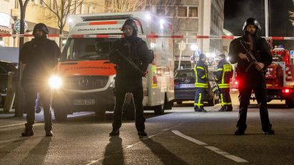 Shooting leaves 8 dead in German city of Hanau