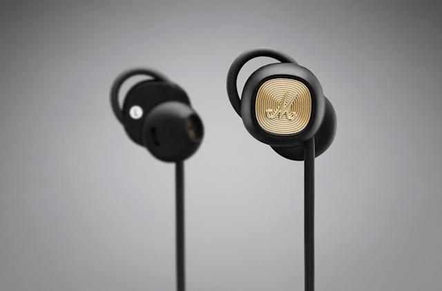 Marshall adds the in-ear Minor II to its line of wireless headphones