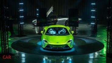 McLaren首款量產油電車款!1280萬元起全新Artura正式登台