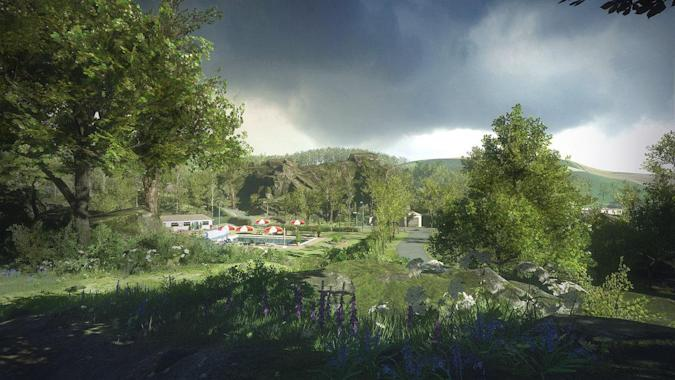 Playdate: Walking blindly into 'Everybody's Gone to the Rapture'