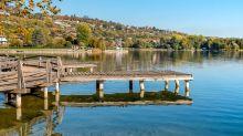 Riparte l'impianto di prelievo ipolimnico nel Lago di Varese