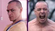 Los fans de James McAvoy ('Glass') protestan por su nominación a los Razzies