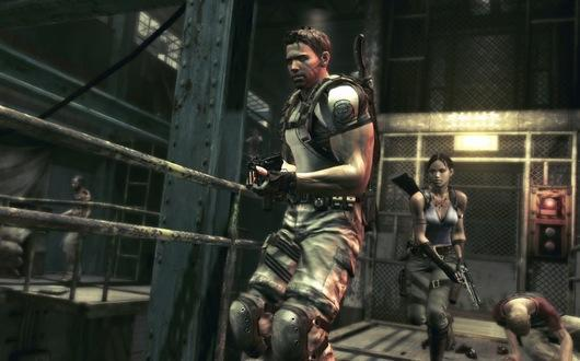 Resident Evil 5 is half price on Games For Windows