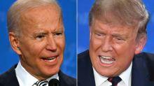 """Biden traite Trump de """"menteur"""" et passe à l'offensive lors d'un débat confus"""