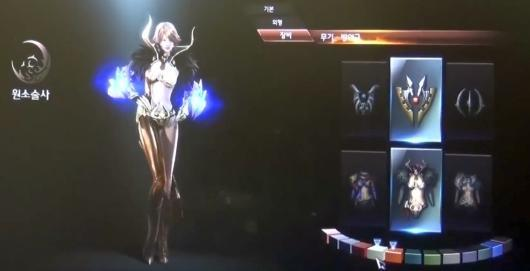 Lineage Eternal gets a gameplay demo at G-Star 2014