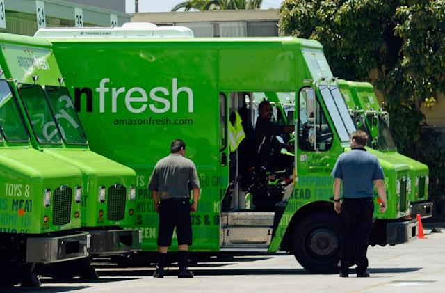 AmazonFresh grocery delivery expands to Houston, Minneapolis and Phoenix
